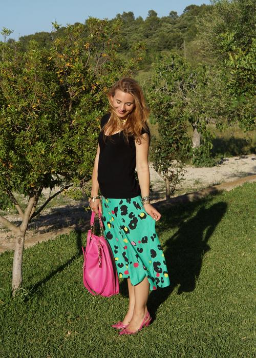 New In: Michael Kors Shopping Bag Jet Set Zinnia 3