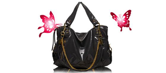 Miss Gustto Bonnie Tasche black