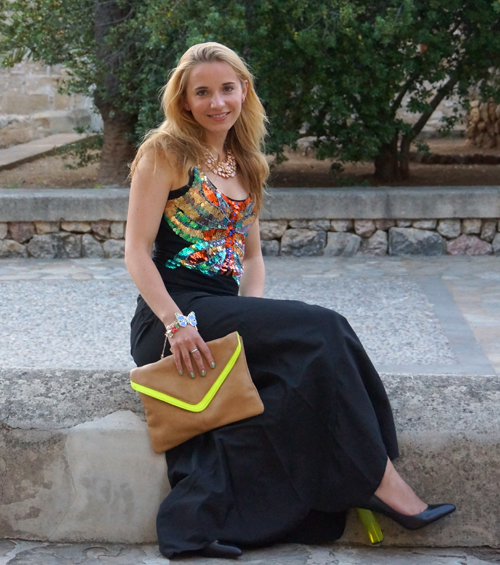 Outfit Dinner in Pollensa 5