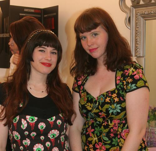 Spring Burlesque Shopping in der Hair Colada 1