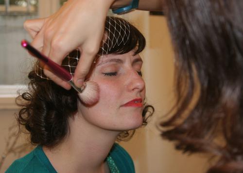 Spring Burlesque Shopping in der Hair Colada 2