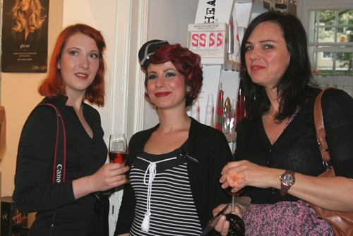Spring Burlesque Shopping in der Hair Colada 4