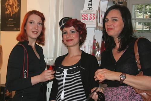 Spring Burlesque Shopping in der Hair Colada 4
