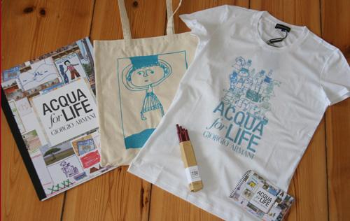 Der Trostpreis meiner Teilnahme des Acqua Blog Awards 1
