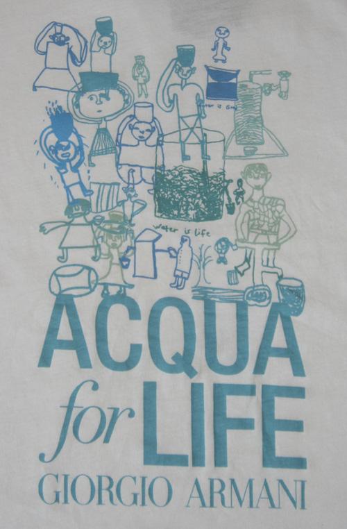 Der Trostpreis meiner Teilnahme des Acqua Blog Awards 2