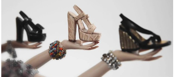 Walking in Fabrizio Viti's Shoes von Louis Vuitton