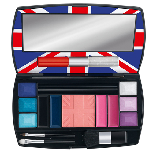 Douglas-Make-up-Palette im London-Look-Design 1
