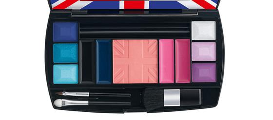 Douglas-Make-up-Palette im London-Look-Design