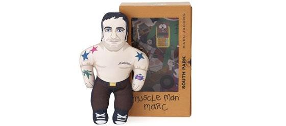 Ein Mini Marc Jacobs für Zuhause - Muscle Man Marc Doll