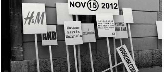 H&M kooperiert mit Maison Martion Margiela