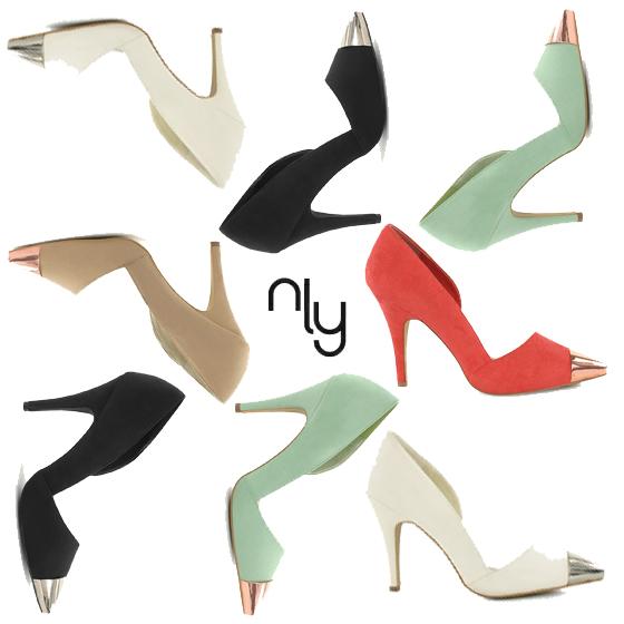 Jade Pumps von Nelly Shoes