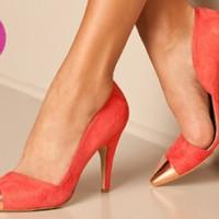 Jade von Nelly Shoes Koralle