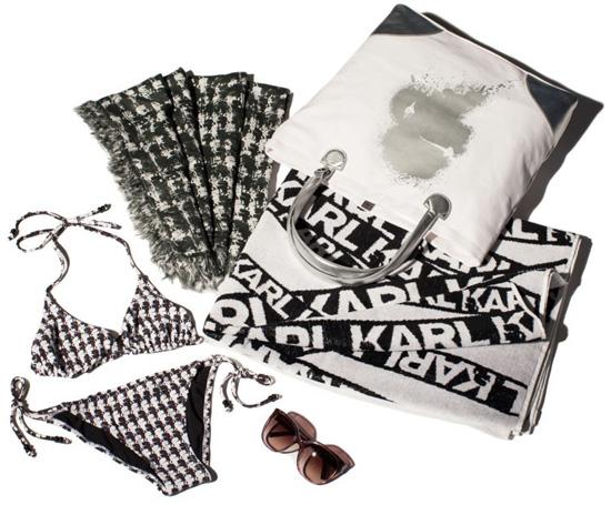 Karl Lagerfeld Bikini 1