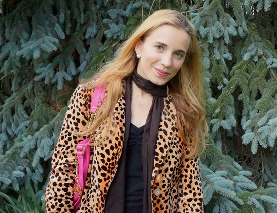 Leopardenblazer 3
