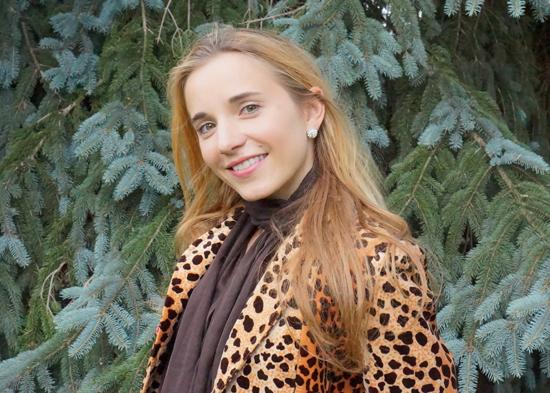 Leopardenblazer 5