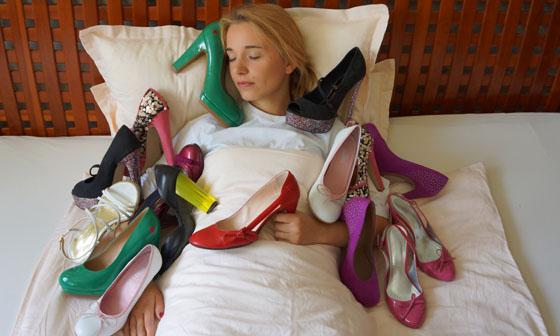 Meine High Heels sind meine ständigen Begleiter 2