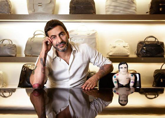 Mini Marc Jacobs für Zuhause - Muscle Man Marc Doll