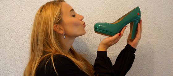 Missy Love Pumps von Moschino