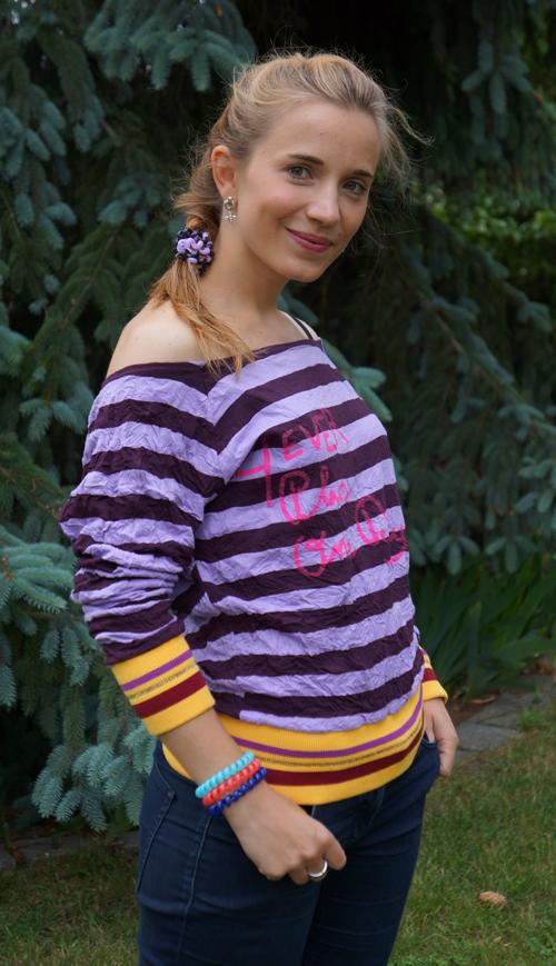 Papanga - Stylisches Haargummi und trendiges Armband 2