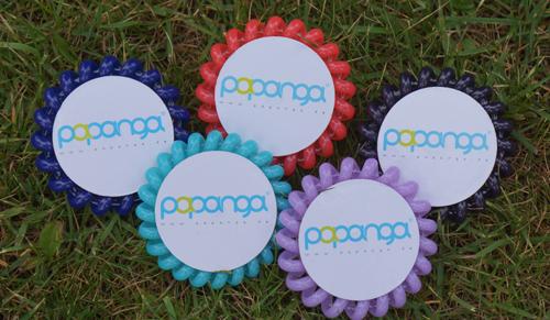 Papanga - Stylisches Haargummi und trendiges Armband 5