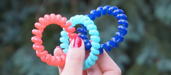 Papanga - Stylisches Haargummi und trendiges Armband