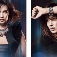 Bérénice Marlohe für Swarovski Kingdom of Jewels Kollektion 3