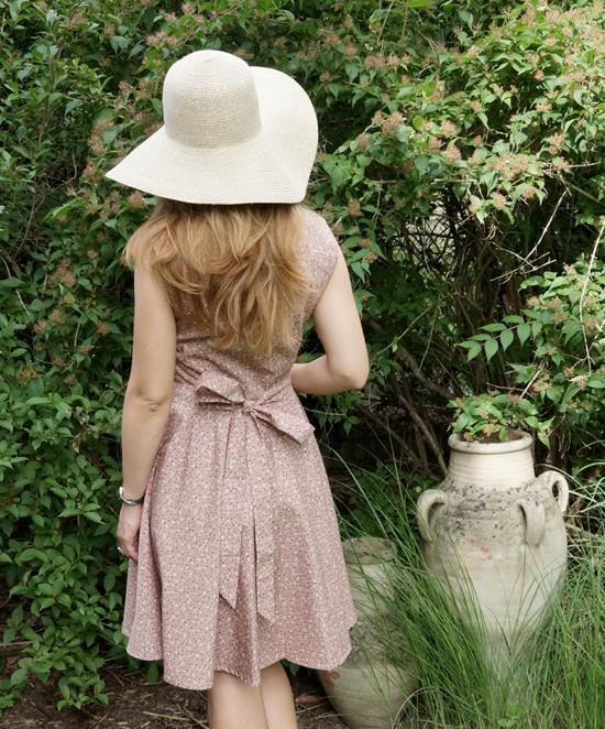 Chalotte Pulver Sommerkleid 2