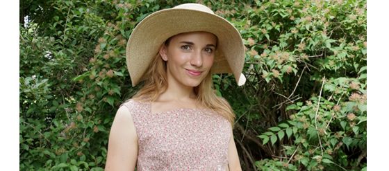 Chalotte Pulver Sommerkleid