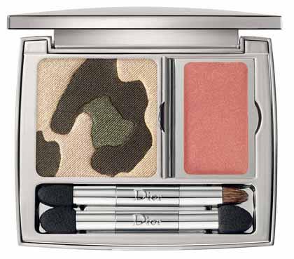 Der neue Herbstlook von Dior 2012 Lidschatten 1