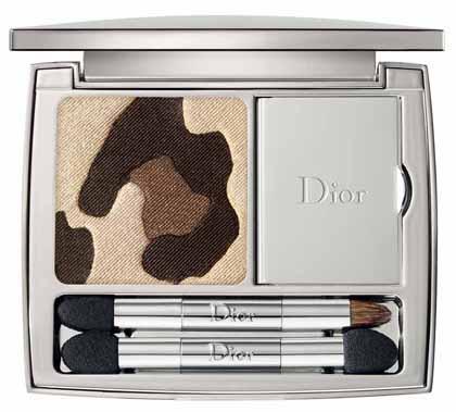 Der neue Herbstlook von Dior 2012 Lidschatten 2