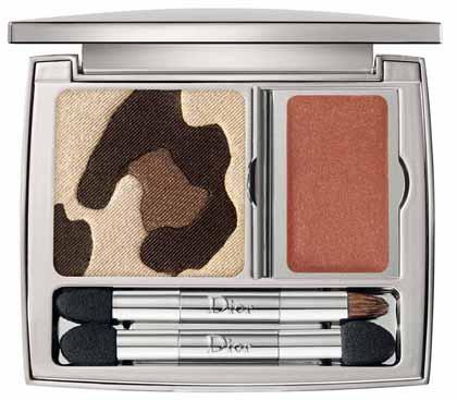 Der neue Herbstlook von Dior 2012 Lidschatten 3