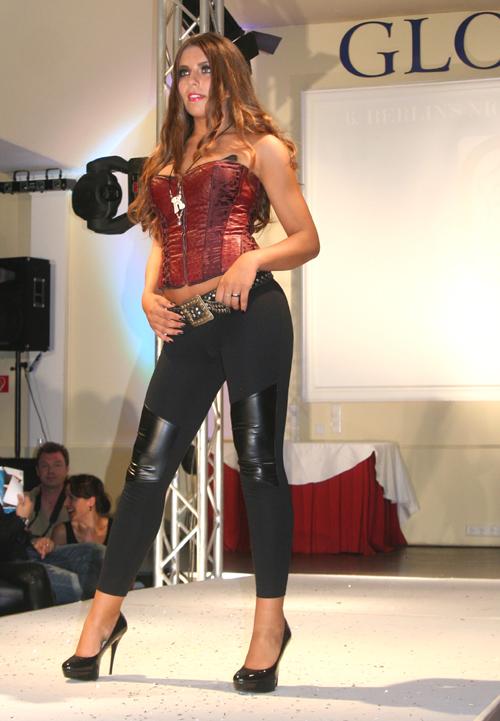 Fredini Mode bei der 6. BNOF 1