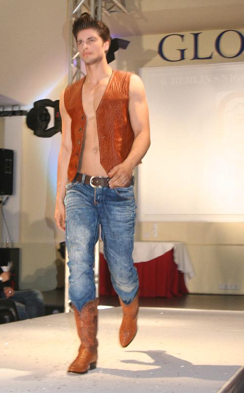 Fredini Mode bei der 6. BNOF 2