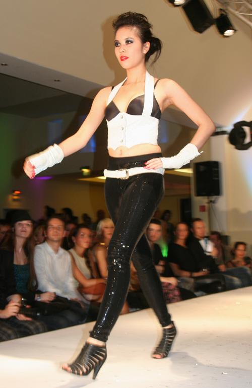 Fredini Mode bei der 6. BNOF 5