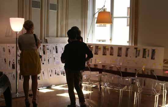 Hinter den Kulissen von Swarovski in Paris 7