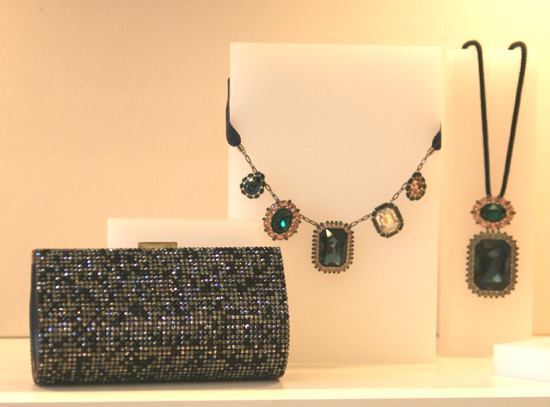 Im Showroom von Swarovski in Paris 2