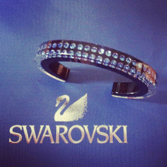 Mein neuer Swarovski Armreif aus der Kingdom of Jewels Collection