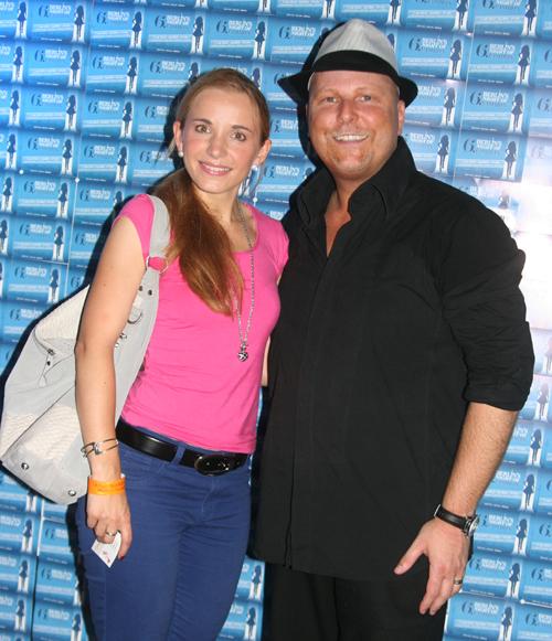 mit Gastgeber Peter Schuler