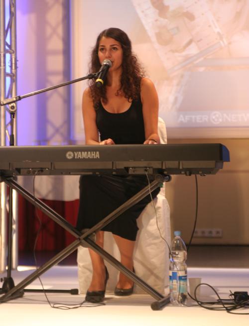Opening Act Fabiana Salerno