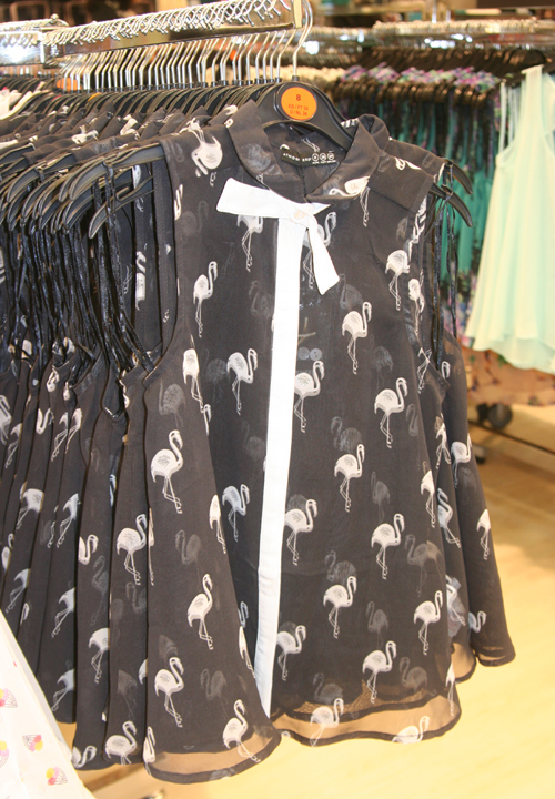 PRIMARK Flamingo-Shirt