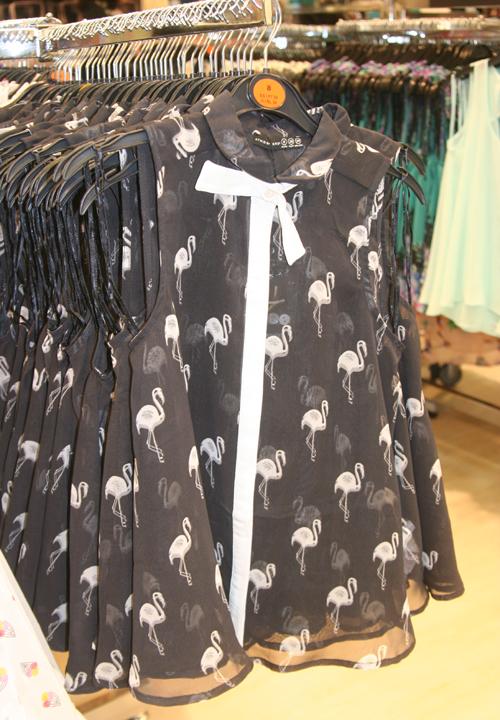 PRIMARK Flamingo-Shirt