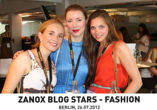 zanox BLOG Stars Fashion Event 1