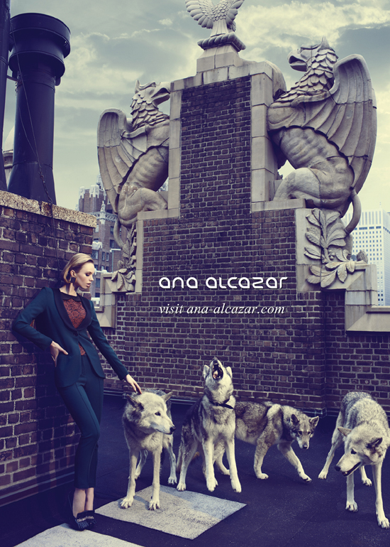 ana alcazar Kollektion Herbst/Winter 2012/2013-3