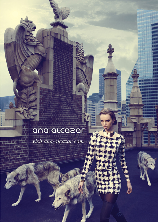 ana alcazar Kollektion Herbst/Winter 2012/2013-6