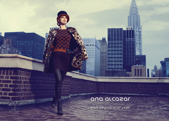 ana alcazar Kollektion Herbst/Winter 2012/2013-9