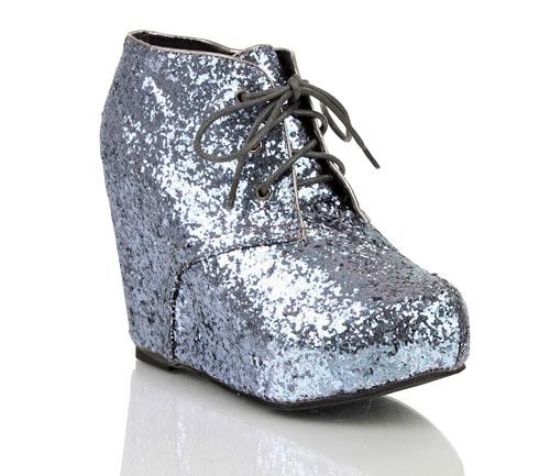 Schuh-Modell Tehia