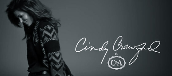 Cindy Crawford Collection bei C&A