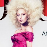 Das September Vogue Cover 2012 mit Lady Gaga