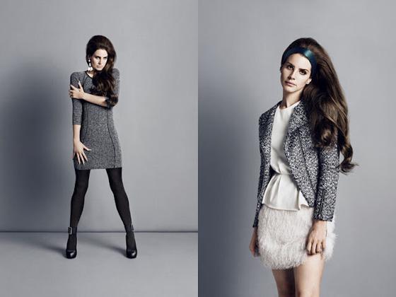 Lana del Rey als Kampagnengesicht für H&M 2