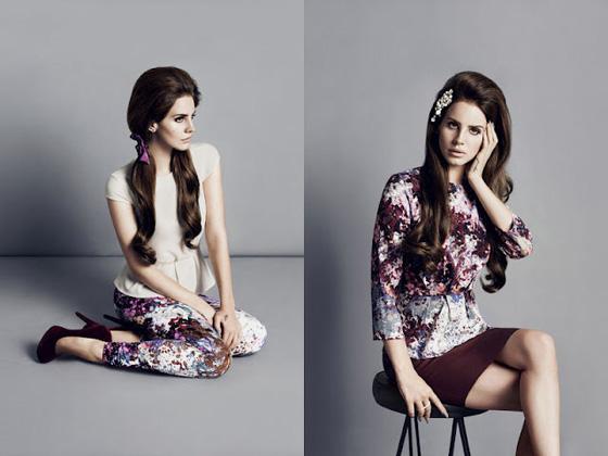 Lana del Rey als Kampagnengesicht für H&M 3